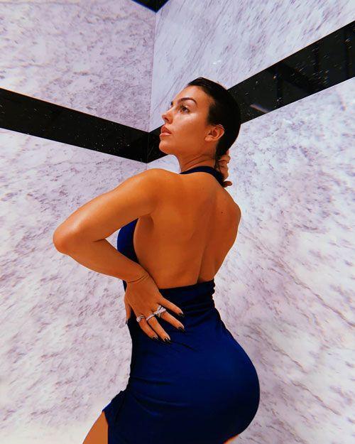بیوگرافی جورجینا رودریگز + عکس خفن از دوست دختر مدل کریس رونالدو