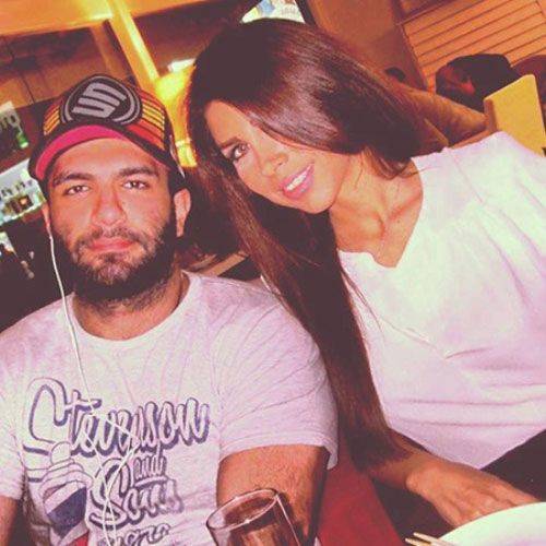 عکس های حصین ابلیس و همسرش