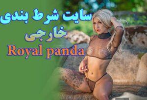 سایت رویال پاندا ورود به سایت شرط بندی خارجی Royal Panda