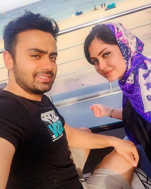 بیوگرافی مائده محمدی و همسرش