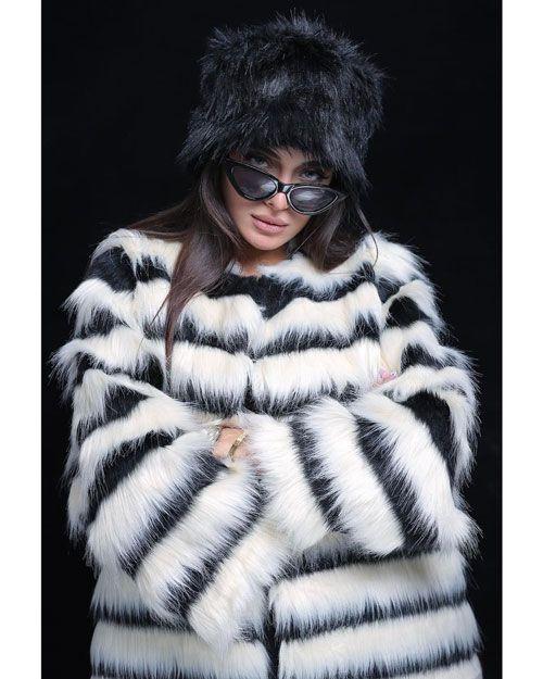 بیوگرافی ربکا قادری طراحی لباس و مدل زیبایی ایرانی