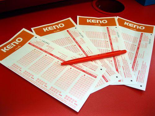 بازی کینو l آموزش کامل و قوانین و نکات بازی Keno