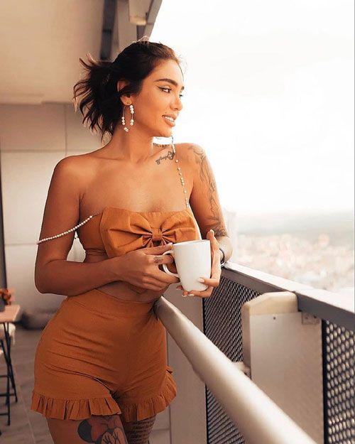 عکس های سکسی ملیکا زمانی مدلینگ ایرانی