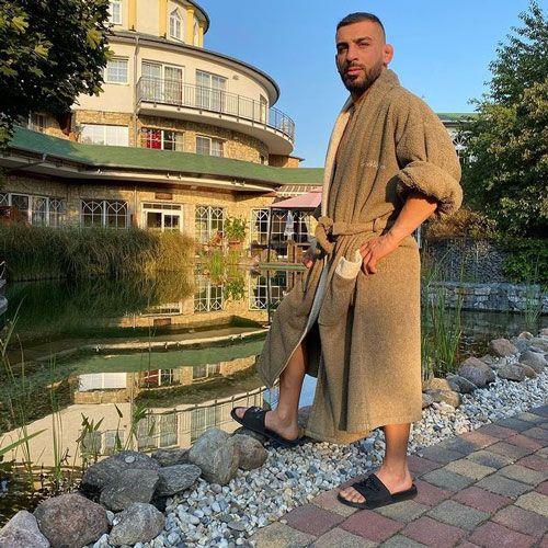 فربد ایران نژاد _ بیوگرافی فربد ایران نژاد شرکت کننده در رقابت های mma