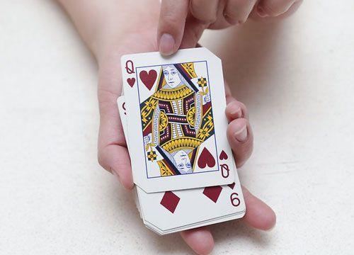 بازی مکیدن و دمیدن با کارت آموزش تصویری بازی هیجانی با پاسور