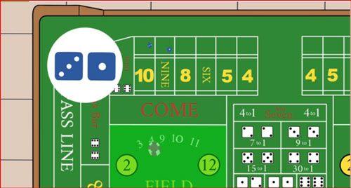 بازی Craps آموزش کامل تصویری بازی هیجانی کارپس