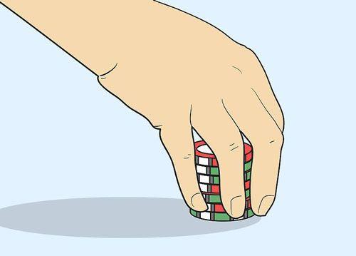 معامله در Texas Holdem چگونه می توان Texas Holdem را مرتب و معامله کرد