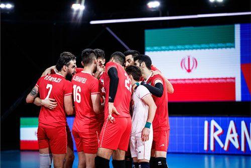 فرم پیش بینی بازی والیبال ایران و صربستان در 2021