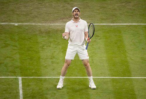 بازی تنیس پنج از بهترین مسابقه از ویمبلدون 2021