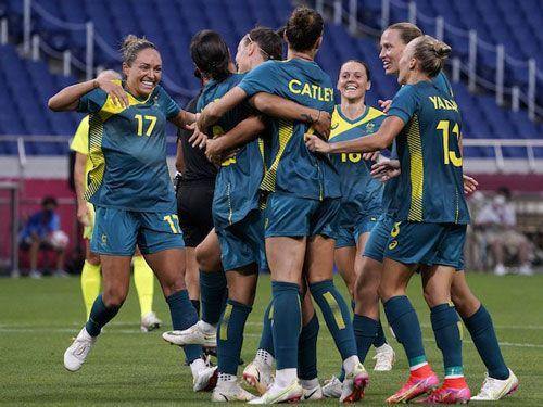 فرم پیش بینی بازی زنان استرالیا در مقابل زنان ایالات متحده