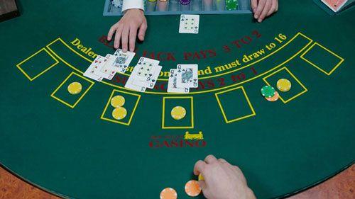 استراتژی بلک جک 1-3-2-6 _ سیستم شرط بندی 1-3-2-6