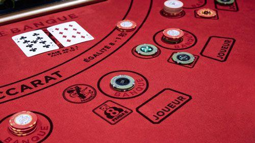 نحوه بازی باکارات با 3 کارت - راهنمای کامل بازی باکارات