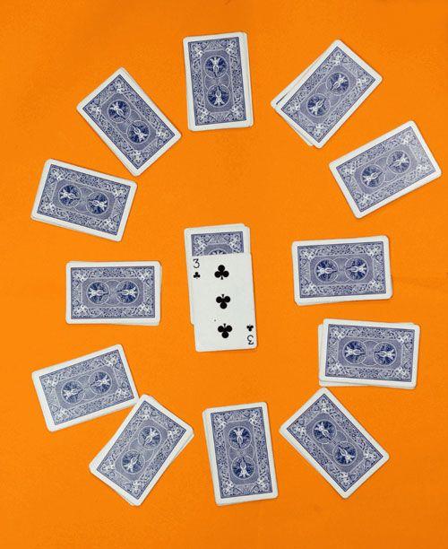 نحوه بازی یک نفره ساعت _ قوانین کامل بازی یک نفره ساعت بازی کارت
