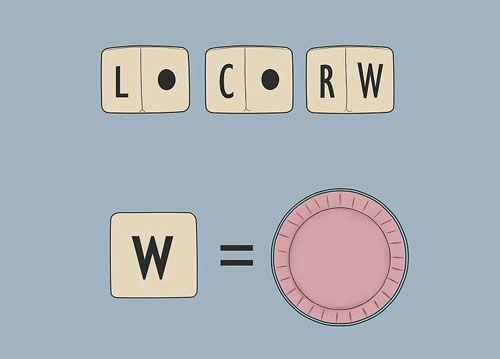 نحوه بازی: چپ ، مرکز ، راست _ آموزش کامل بازی کارتی پاسور LCR